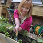Niki Preston is the Two fingered gardener