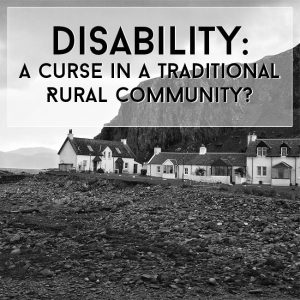 disability is not a curse Learning disability is a curse because no one can understand you when you have this, apd, tbi, ptsd, depression, anxiety, night terrors, insomnia, etc all together.